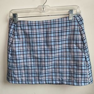 Plaid Urban Outfitters Skirt
